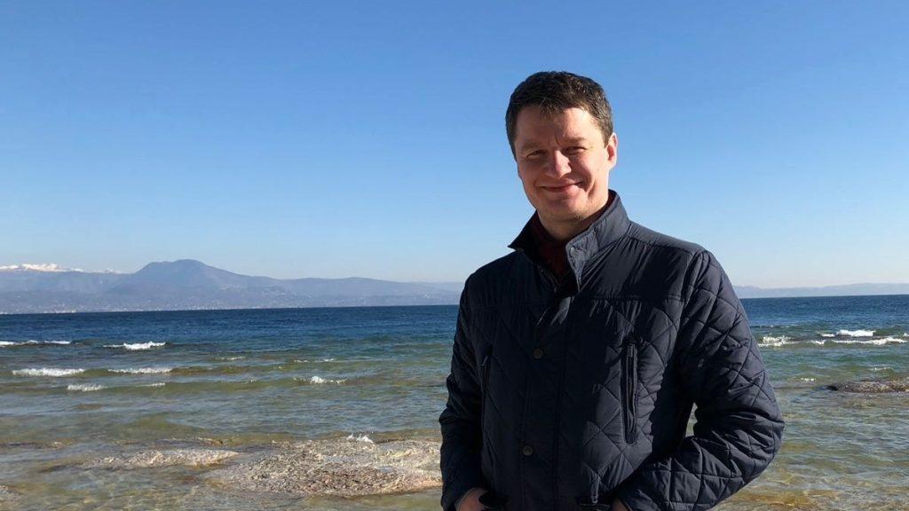 Илья Долганев - фото для проекта Познай себя